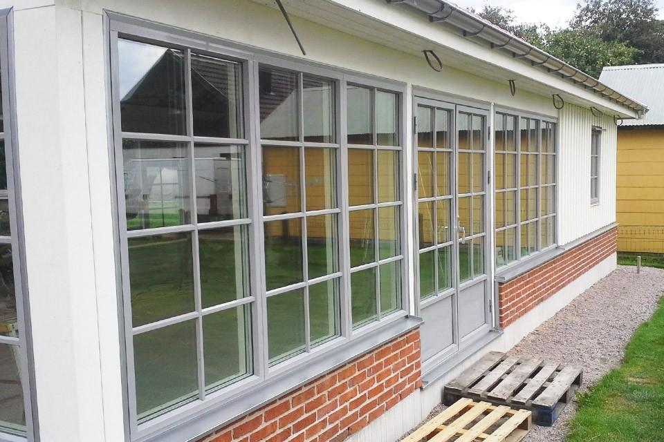 Fönster & Dörrar